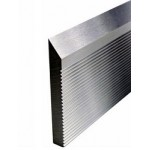 Corrugated Back Moulder Steel M-2 High Speed Steel (HSS)  25'' x 1-1/4'' x 5/16''