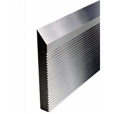 Corrugated Back Moulder Steel M-2 High Speed Steel (HSS) 25'' X 1-3/4'' X  5/16''