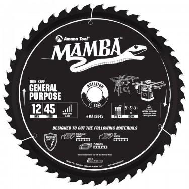 Amana Mamba Saw Blades