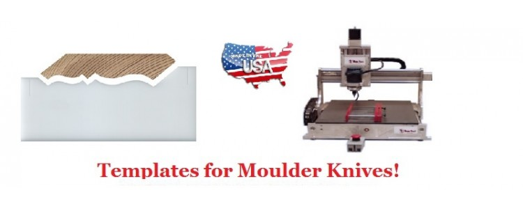 template moulder knives